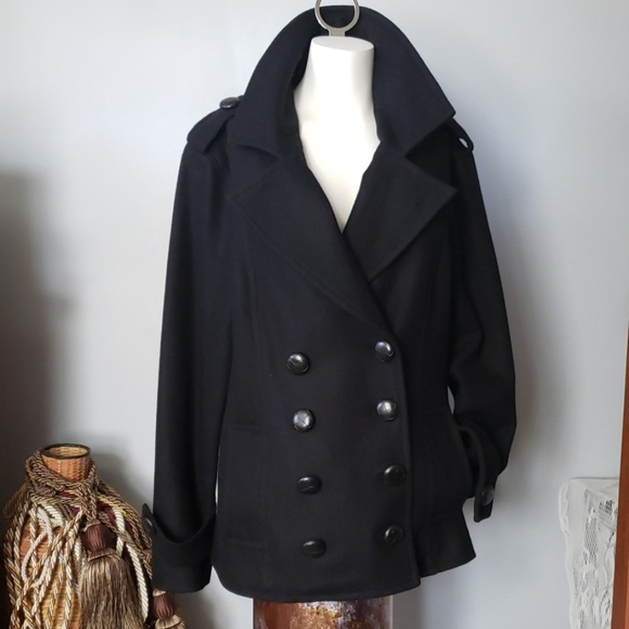 Nick & Mo Jackets & Blazers - Nick   And Mo Double breasted jacket( pea coat)
